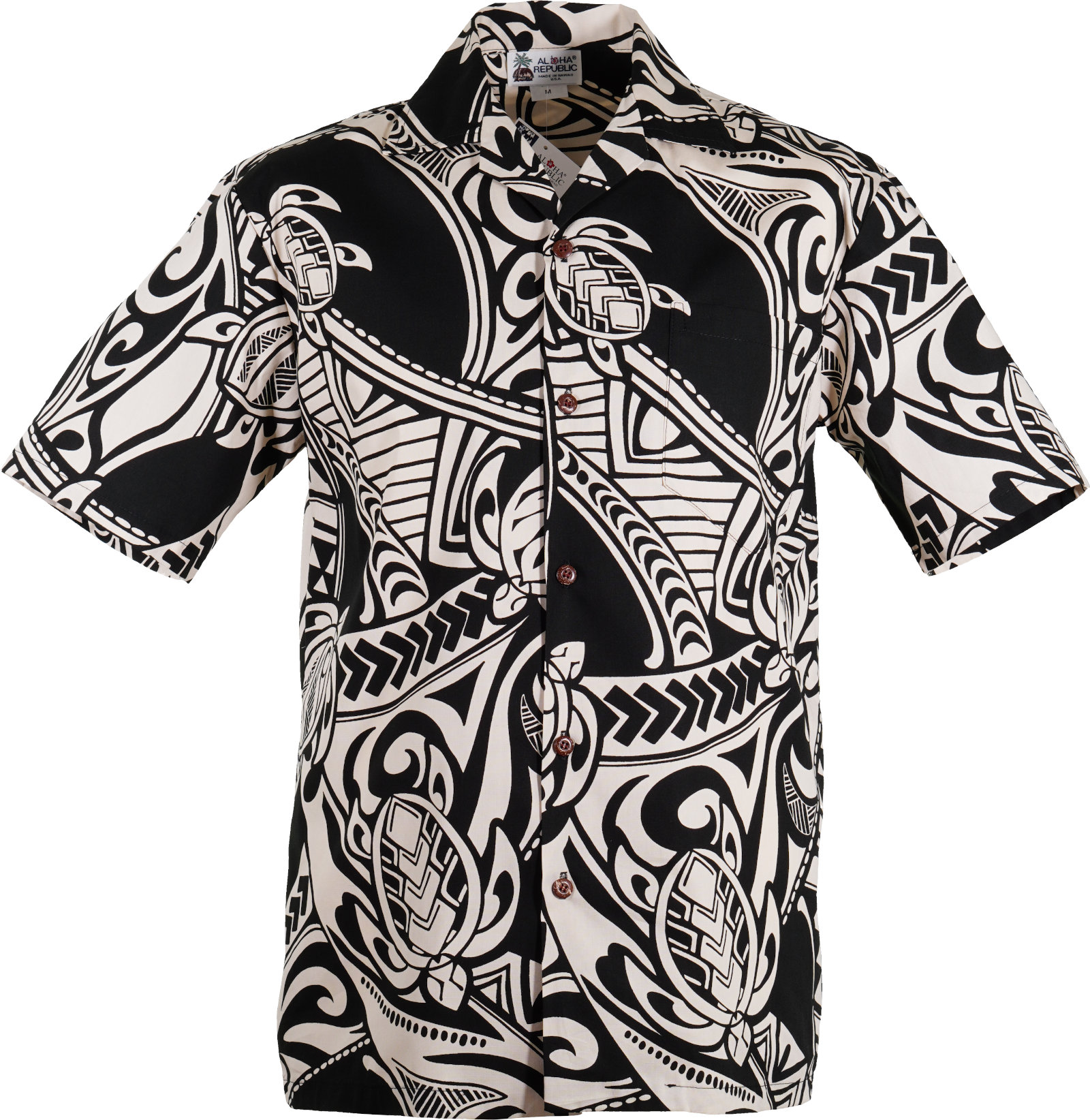 Original Hawaiihemd -Poly Power-