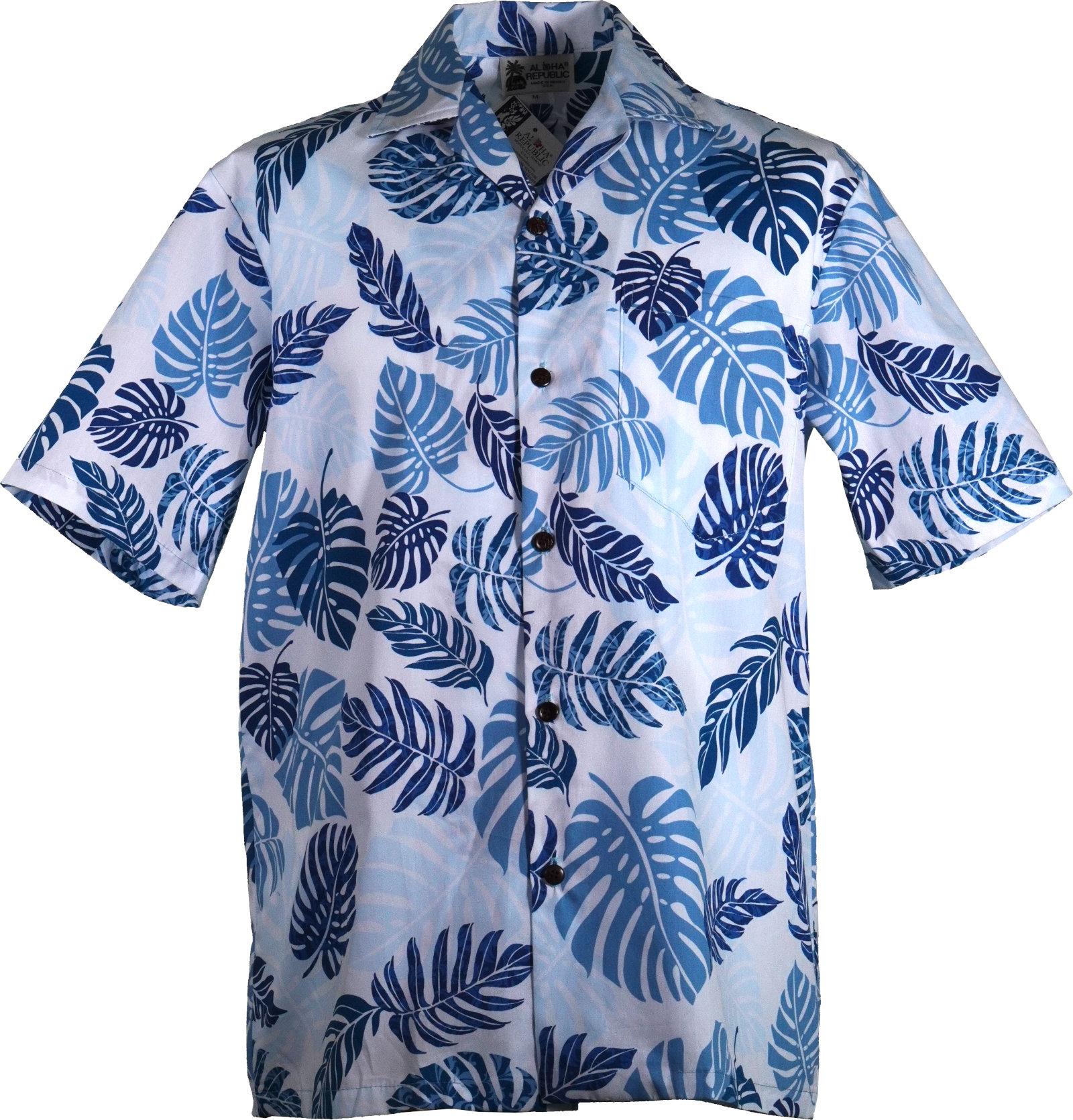 Original Hawaiihemd -Mac B-