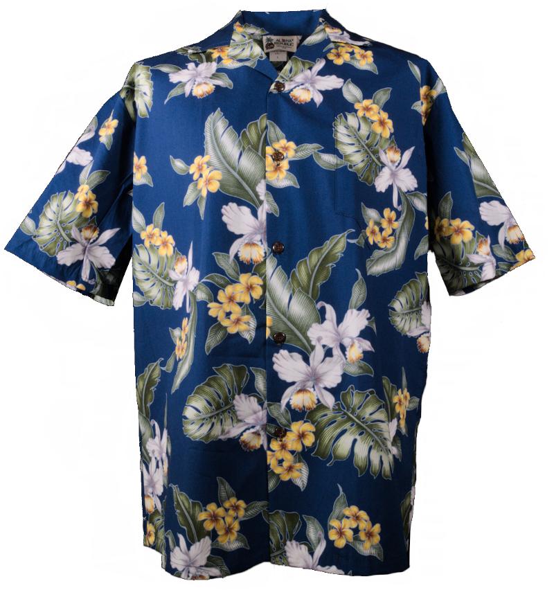 Original Hawaiihemd -Royal Garden-