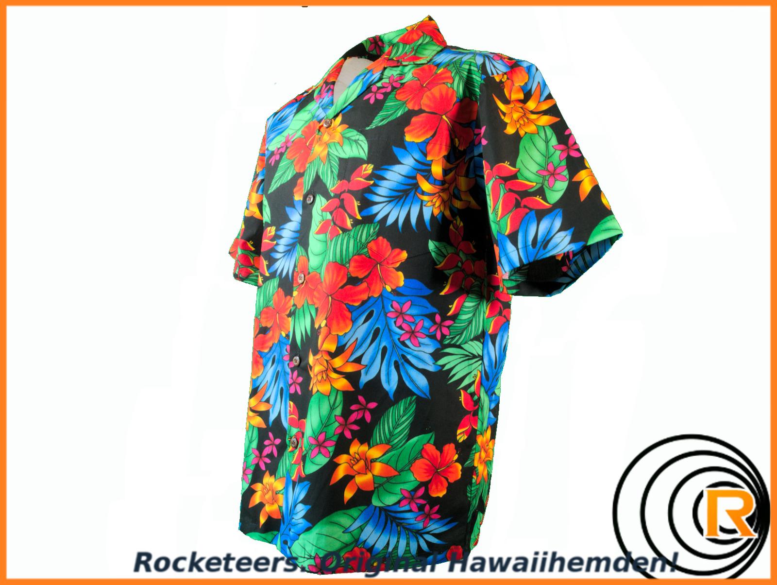 Original Hawaiihemd  -The Beast-