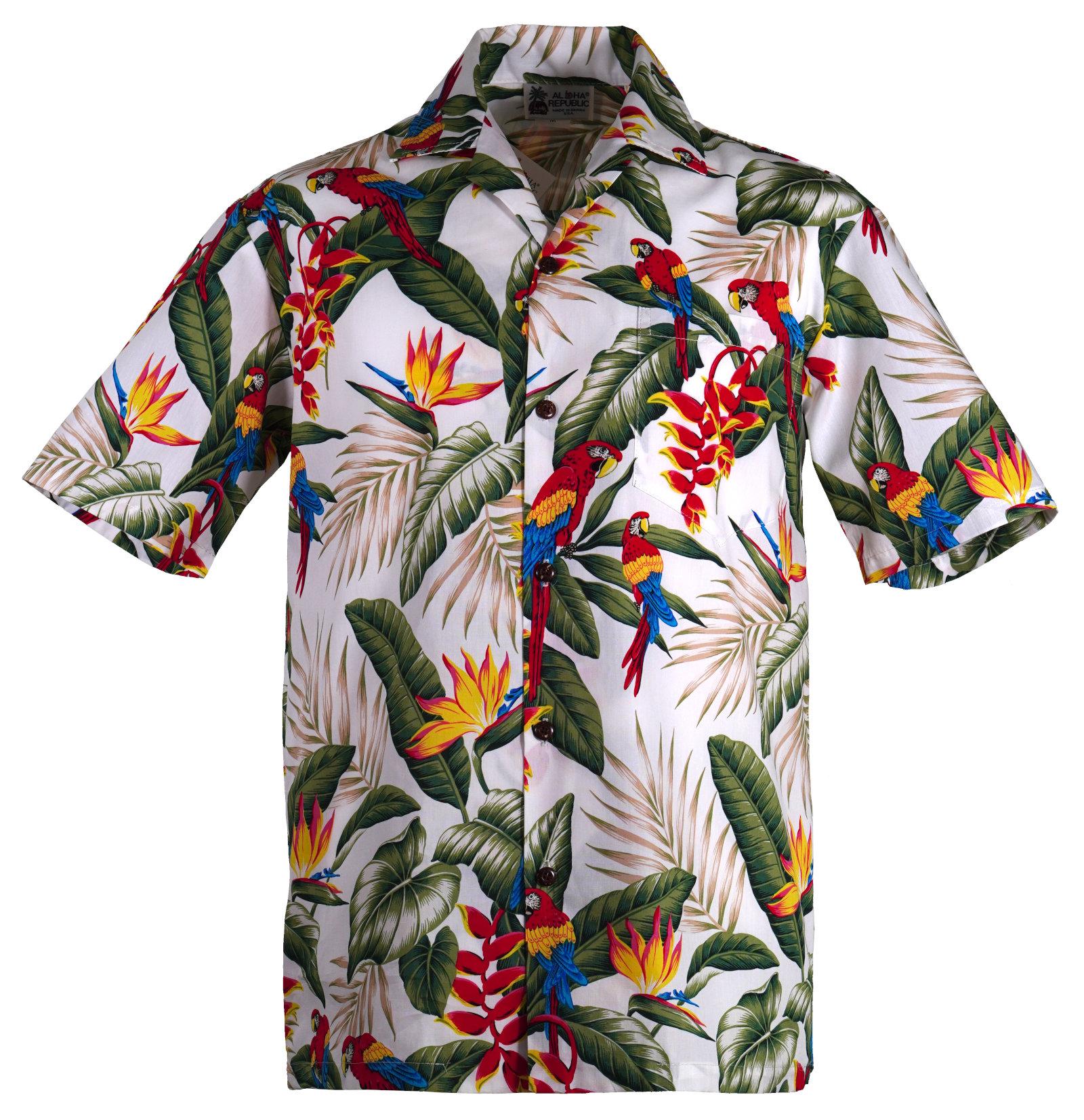 Original Hawaiihemd -JungleHoot-