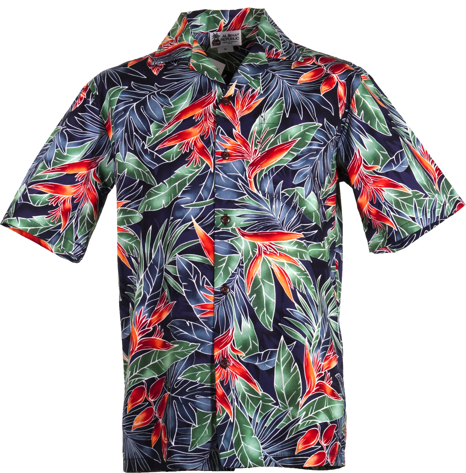 Original Hawaiihemd -Korben Dallas-